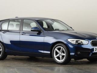 BMW 1 Series 116d EfficientDynamics Plus 5dr Hatchback 2016, 25269 miles, £11195