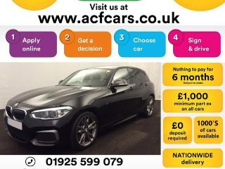 BMW 1 Series M135I Auto Hatchback 2016, 18000 miles, £18490