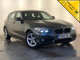 BMW 1 Series 1.5 116d ED Plus s/s 5dr SERVICE HISTORY 1 OWNER 2016, 102870 miles, £7695