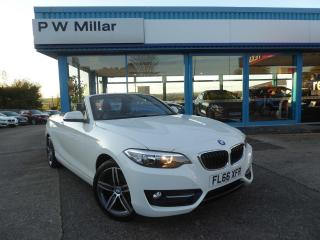 BMW 2 Series 1.5 218i Sport s/s 2dr Heated Seats,Sat Nav & Leather 2016, 28738 miles, £12999