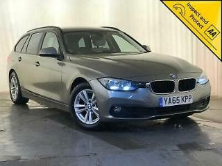 2016 BMW 320D ED PLUS ESTATE SAT NAV HEATED SEATS PARKING SENSORS SVC HISTORY