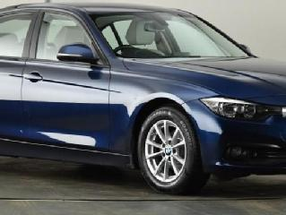 BMW 3 Series 320d EfficientDynamics Plus 4dr Step Auto Saloon 2016, 51839 miles, £13772