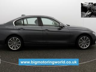 BMW 3 Series 320I XDRIVE LUXURY Saloon 2016, 27057 miles, £15200
