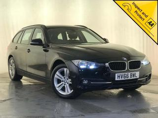 BMW 3 Series 2.0 320d Sport Touring Auto xDrive s/s 5dr 1 OWNER SERVICE HISTORY 2016, 119680 miles, £10500