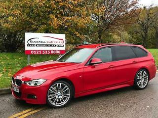 2016 BMW 3 SERIES 3.0 330D M SPORT TOURING # FULL BMW SERVICE HISTORY # PRO NAV
