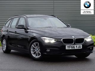 BMW 3 Series Diesel Touring 320d EfficientDynamics Plus 5dr Step Auto Estate 2016, 36801 miles, £15400