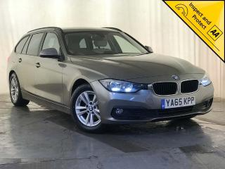 BMW 3 Series 2.0 320d ED Plus Touring s/s 5dr 1 OWNER, SERVICE HISTORY 2016, 107080 miles, £8295