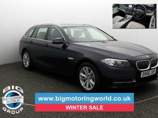 BMW 5 Series 520D SE TOURING Estate 2016, 29483 miles, £16400