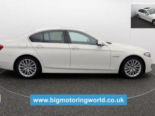 BMW 5 Series 520D LUXURY Saloon 2016, 53488 miles, £14500