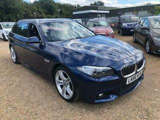2016 BMW 5 Series 2.0 520d M Sport Touring 5dr