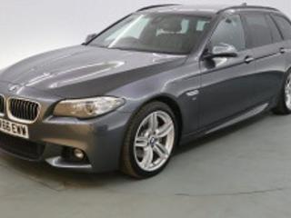2016 Bmw 5 Series 535d M Sport 5dr Step Auto