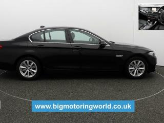 BMW 5 Series 520D SE Saloon 2016, 44317 miles, £14000