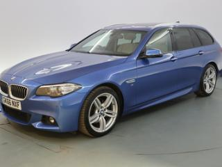 Sep 2016 BMW 5 Series 530d M Sport 5dr Step Auto