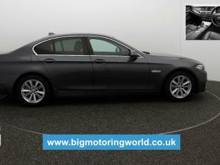 BMW 5 Series 520D SE Saloon 2016, 29629 miles, £14500