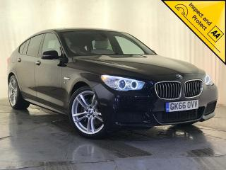 BMW 5 Series Gran Turismo 2.0 520d M Sport GT 5dr 1 OWNER SERVICE HISTORY 2016, 44190 miles, £18500
