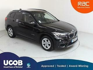 2016 BMW X1 2.0 18D SE SDRIVE S/S 5DR ESTATE DIESEL