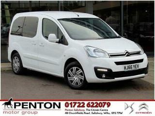 2016 Citroen Berlingo 1.6 BlueHDi Feel Multispace 5dr