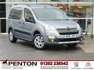 2016 Citroen Berlingo 1.6 BlueHDi XTR Multispace 5dr