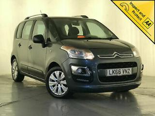 2016 CITROEN C3 PICASSO EDITION BLUEHD PARKING SENSORS 1 OWNER SERVICE HISTORY