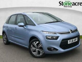 2016 Citroen C4 Picasso 1.6 BlueHDi Selection MPV 5dr Diesel Manual s/s