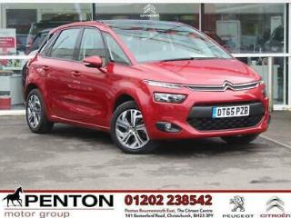 2016 Citroen C4 Picasso 1.6 BlueHDi Selection s/s 5dr