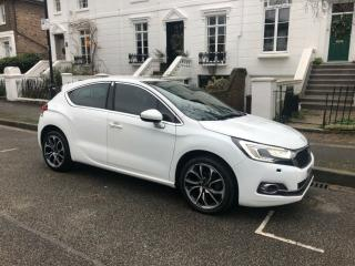2016 CITROEN DS4 PRESTIGE 1.6 HDI D SPORT £20 ROAD TAX ULEZ EURO 6 A3 GOLF A160