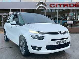 2016 Citroen GRAND C4 PICASSO 1.6 BlueHDi Exclusive 5dr EAT6 Diesel Estate Auto