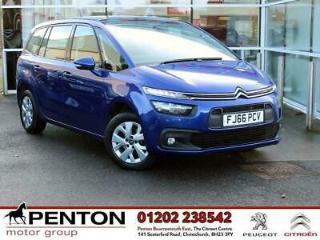 2016 Citroen Grand C4 Picasso 1.6 BlueHDi Touch Edition s/s 5dr