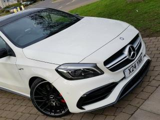 2016 Face Lift model Mercedes Benz A45 AMG 4Matic Auto 2.0 Turbo Huge Spec