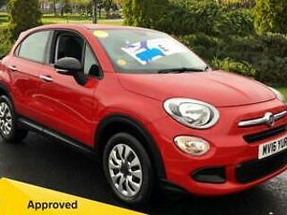 2016 Fiat 500X 1.3 Multijet Pop 5dr Manual Diesel Hatchback