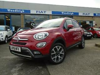 2016 FIAT 500X 2.0 M/JET CROSS 4X4,FROM ONLY £249.89 PER MONTH,9.9 APR