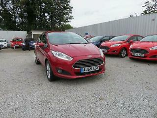 2016 Ford Fiesta 1.0 T EcoBoost Zetec s/s 5dr