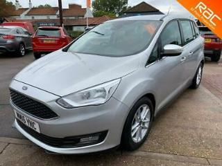 2016 FORD GRAND C MAX ZETEC TDCI FULL SERVICE HISTORY ONE LADY OWNER MPV M