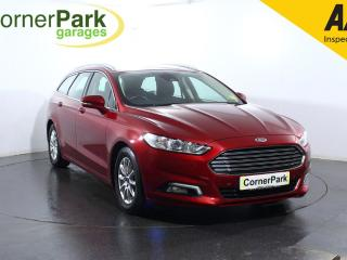 2016 Ford Mondeo