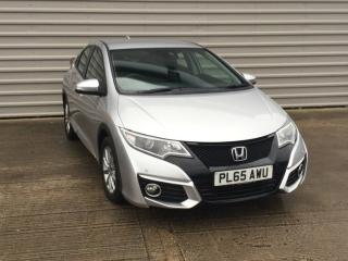 Honda Civic 1.6 i DTEC SE Plus 5dr Hatchback 2016, 31377 miles, £9436