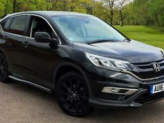 2016 Honda CR V I DTEC BLACK EDITION Automatic Estate
