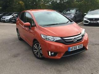 2016 Honda Jazz 1.3 EX Navi 5dr Manual Hatchback