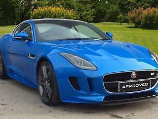 2016 Jaguar F Type 3.0 S C V6 British Design Edition 2dr Auto AWD Petrol Coupe C