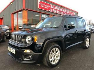 2016 Jeep Renegade 1.4 Multiair Longitude 5dr FULL SERVICE HISTORY 5 door