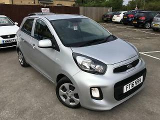 2016 Kia Picanto 1.0 65bhp Air, £20 Tax, Cheap Running & Insurance Cost