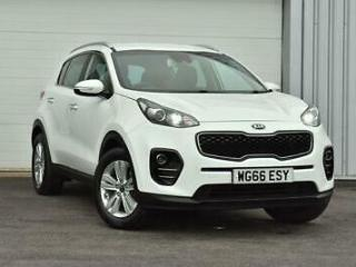 2016 Kia Sportage 1.6 GDi 2 Manual SUV