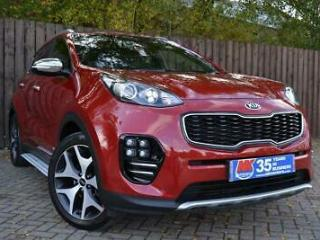 2016 Kia Sportage GT LINE Manual Estate Petrol Manual