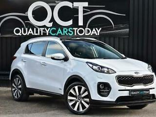 2016 Kia Sportage KX 4 2.0 CRDi 4X4 Automatic Diesel *Massive Specification