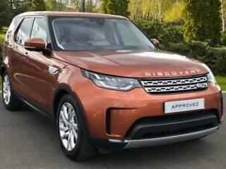 2016 Land Rover Discovery 3.0 TD6 HSE Luxury 5dr Automatic Diesel 4x4
