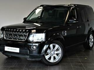 2016 LAND ROVER DISCOVERY SDV6 COMMERCIAL SE PANEL VAN DIESEL