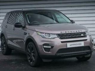 2016 Land Rover Discovery Sport 2.0 TD4 180hp HSE Luxury