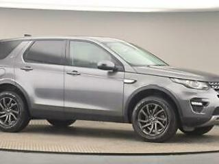 2016 Land Rover Discovery Sport 2.0 TD4 HSE Auto 4WD s/s 5dr 7 Seat