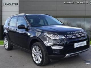 2016 Land Rover Discovery Sport TD4 HSE Diesel black Manual