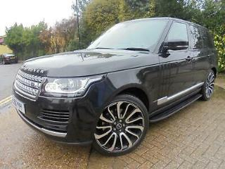 2016 Land Rover Range Rover 3.0 TD V6 Vogue Auto 4WD s/s 5dr