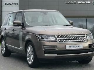 2016 Land Rover Range Rover Diesel grey Automatic
